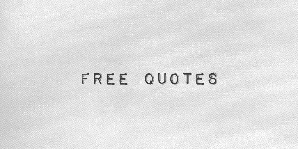 Free Quotes Gosnells