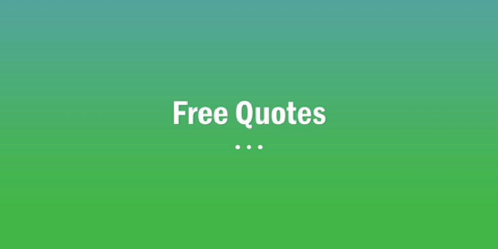 Free Quotes Wentworthville