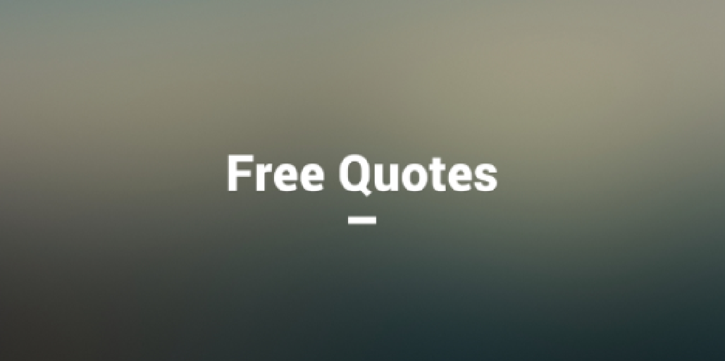 Free Quotes bardwell valley