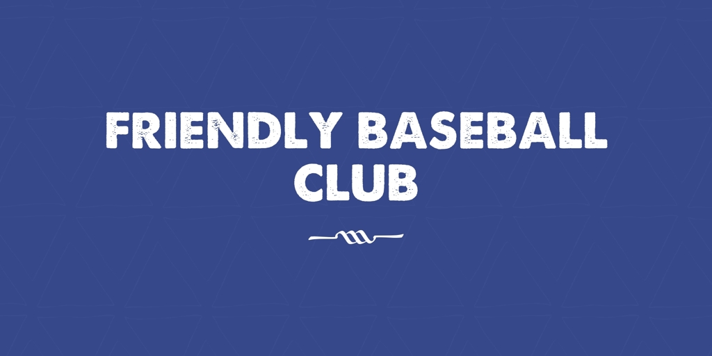 Friendly Baseball Club West Lakes Shore