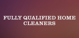Fully Qualified Home Cleaners Bulimba
