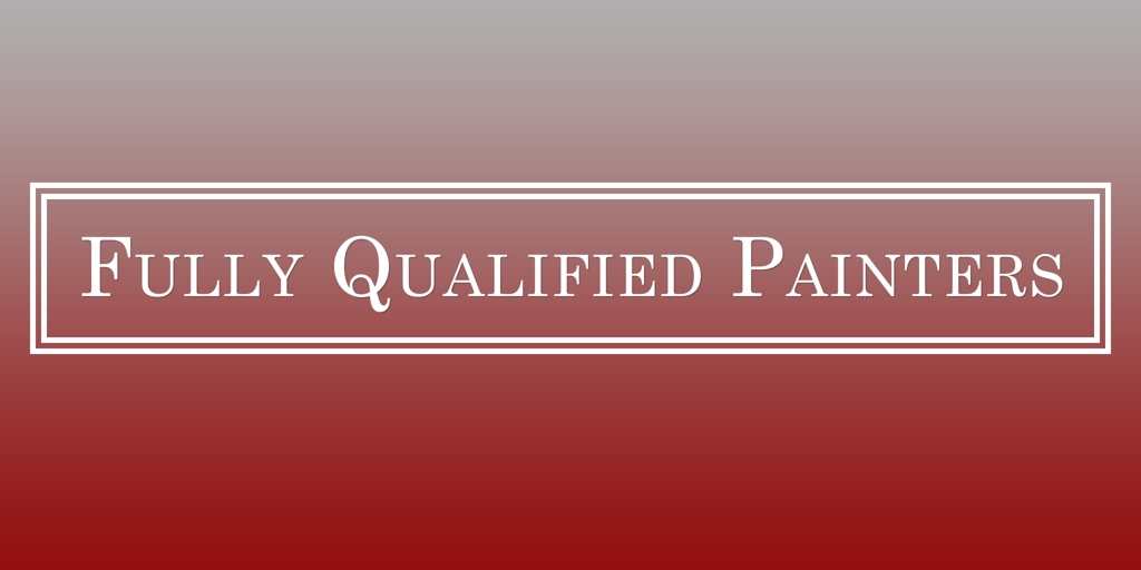 Fully Qualified Painters Coomera