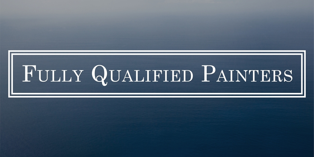 Fully Qualified Painters Ryde