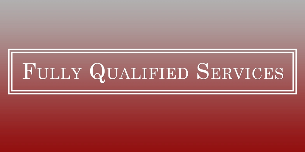 Fully Qualified Service Kellyville