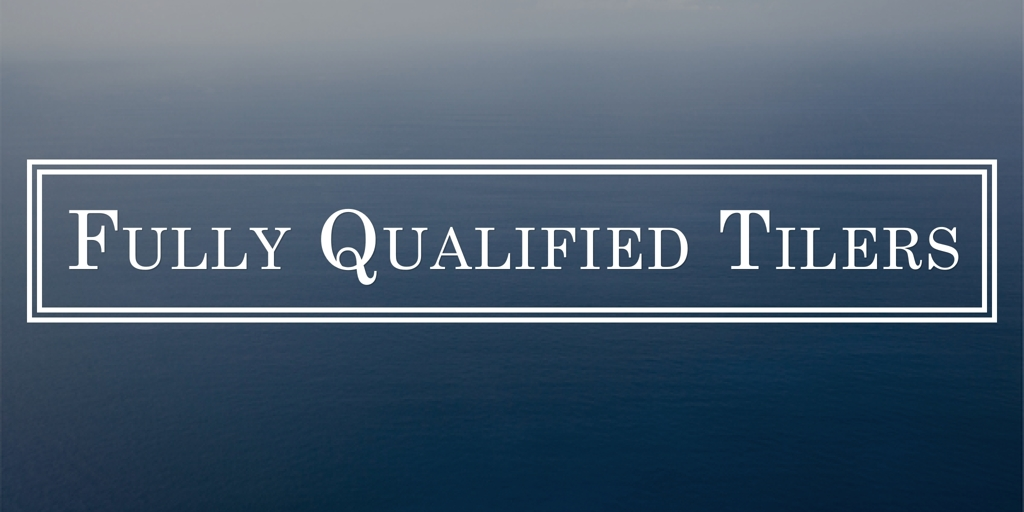 Fully Qualified Tilers Parramatta