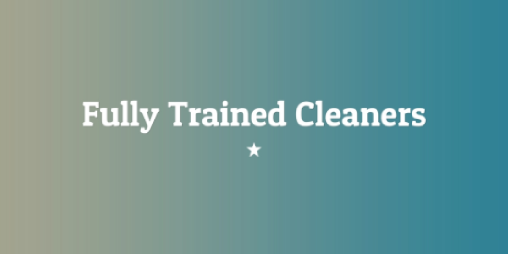 Fully Trained Cleaners Hurstville