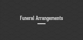Funeral Arrangements north strathfield