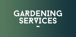 Gardening Services griffith