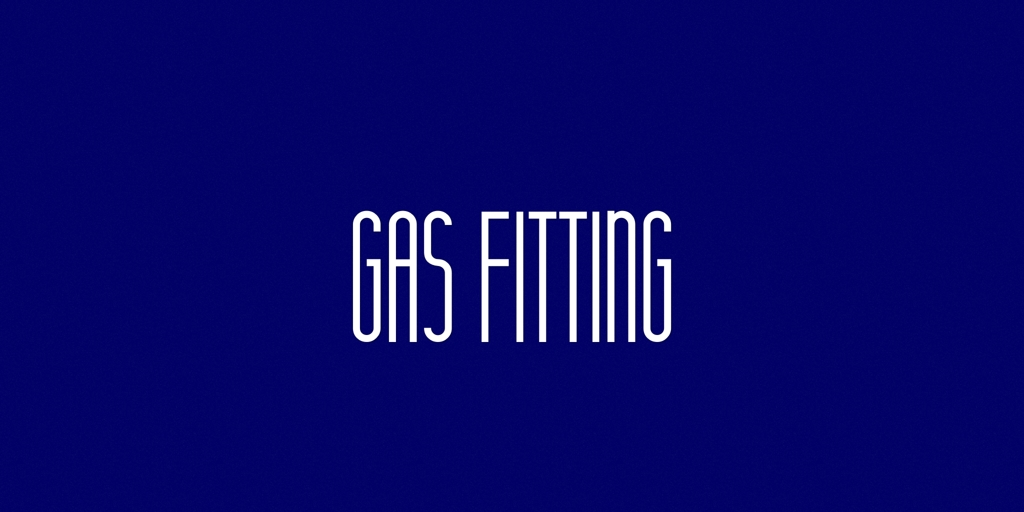 Gas Fitting Moana