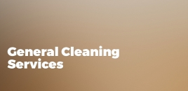 General Cleaning Services Rooty Hill