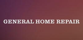 General Home Repair oak park