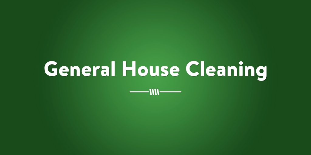 General House Cleaning Gladstone