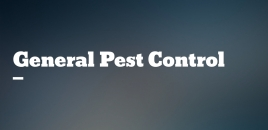 General Pest Control | Gowrie gowrie
