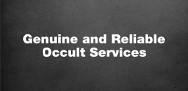 Genuine and Reliable Occult Services Surfers Paradise