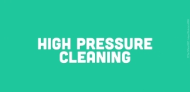 High Pressure Cleaning Bayswater