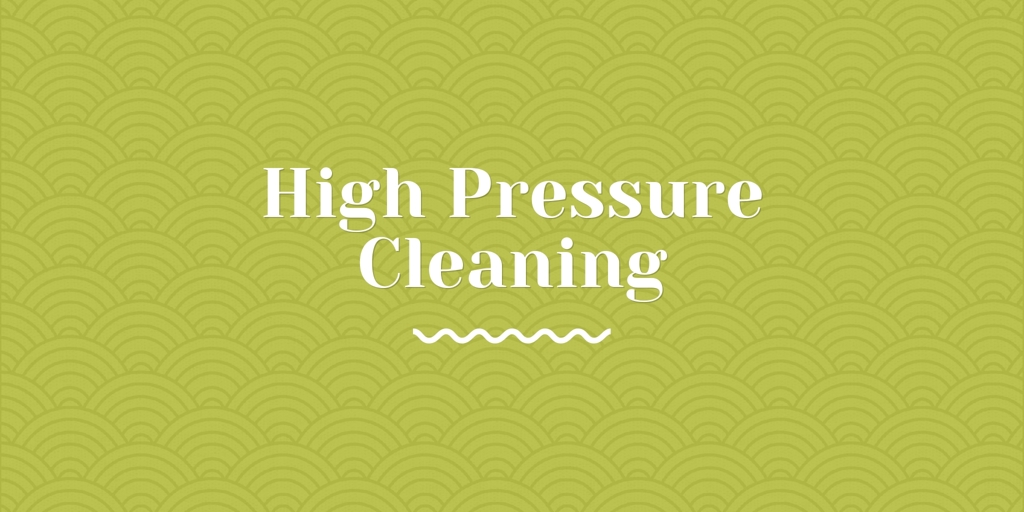 High Pressure Cleaning Ingleburn Commercial Cleaning Ingleburn