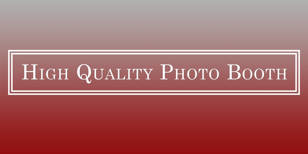 High Quality Photo Booth Perth Party Equipment Hire Perth