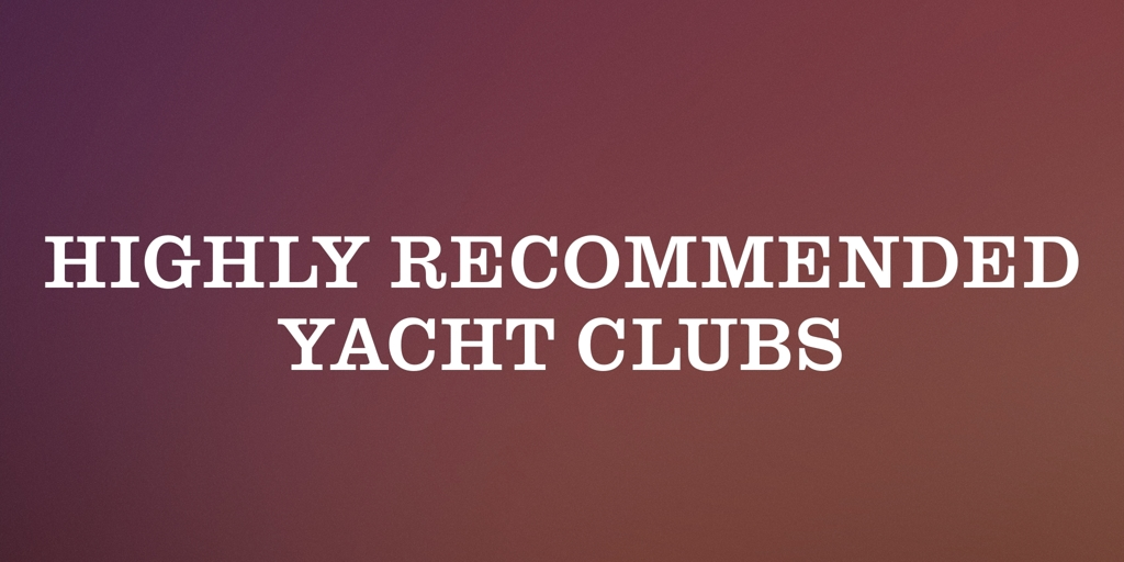 Highly Recommended Yacht Clubs Sandy Bay Yacht Clubs Sandy Bay