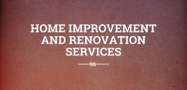 Home Improvement and Renovation Services Punchbowl