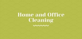 Home and Office Cleaning Falls Creek