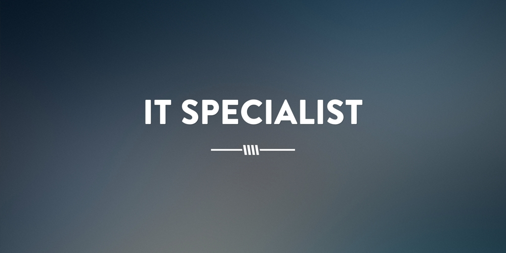 IT Specialist West Perth