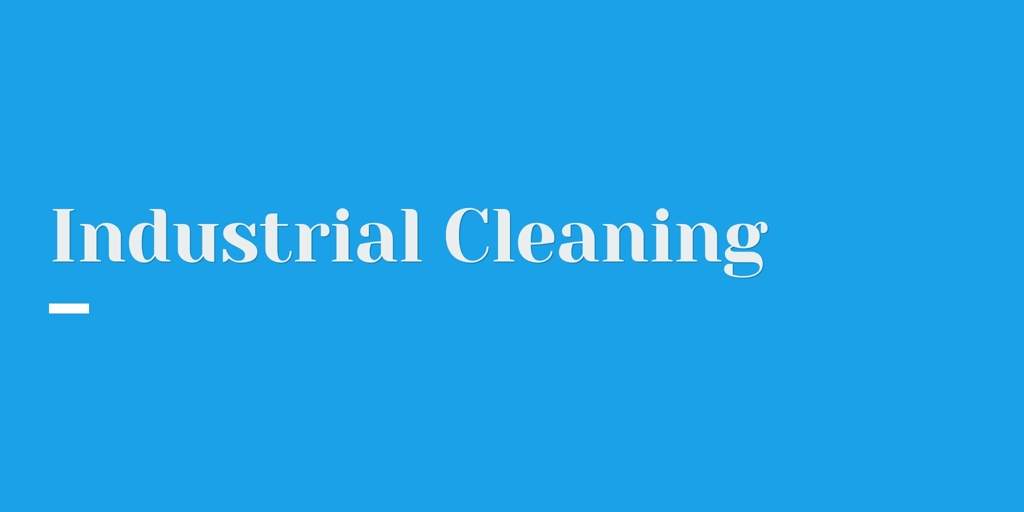 Industrial Cleaning Armidale