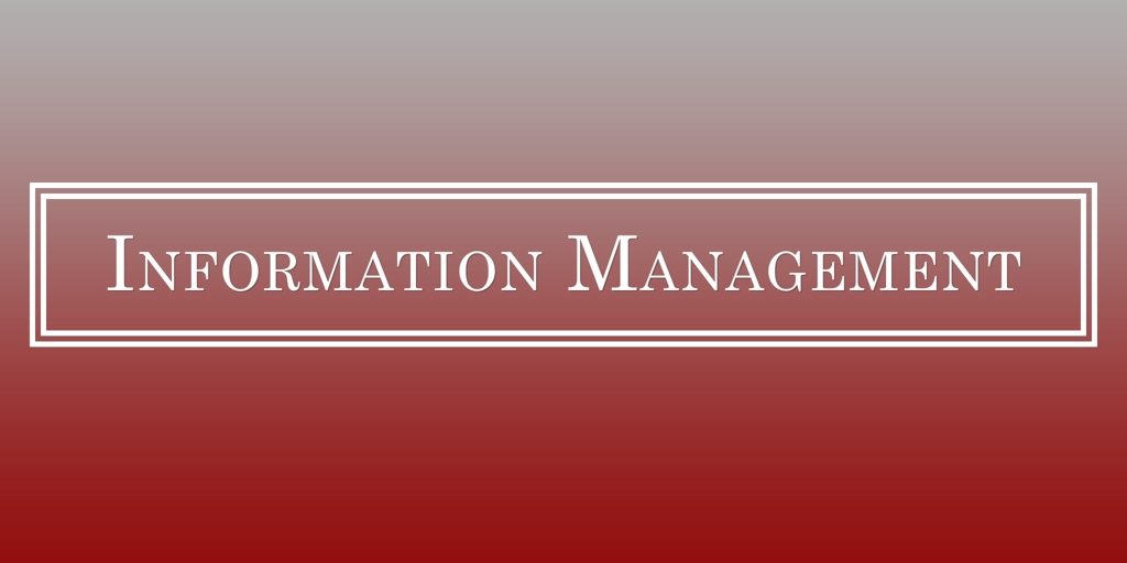 Information Management Canberra