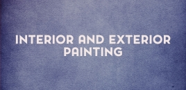 Interior and Exterior Painting Holmview