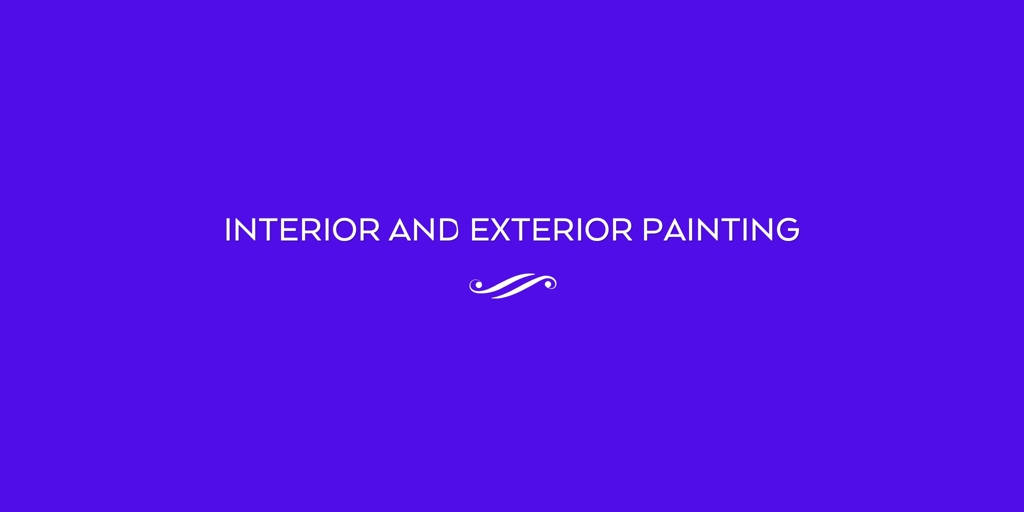 Interior and Exterior Painting in North Ryde North Ryde