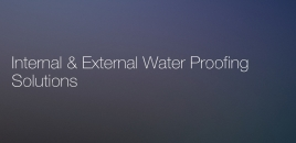 Internal and External Water Proofing Solutions Arncliffe Arncliffe