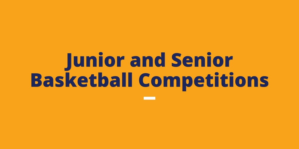 Junior and Senior Basketball Competitions Evanston