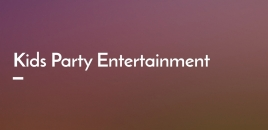 Kids Party Entertainment doncaster