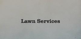 Lawn Services Adelaide
