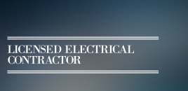 Licensed Electrical Contractor Macquarie Fields