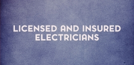 Licensed and insured Electricians Tannum Sands