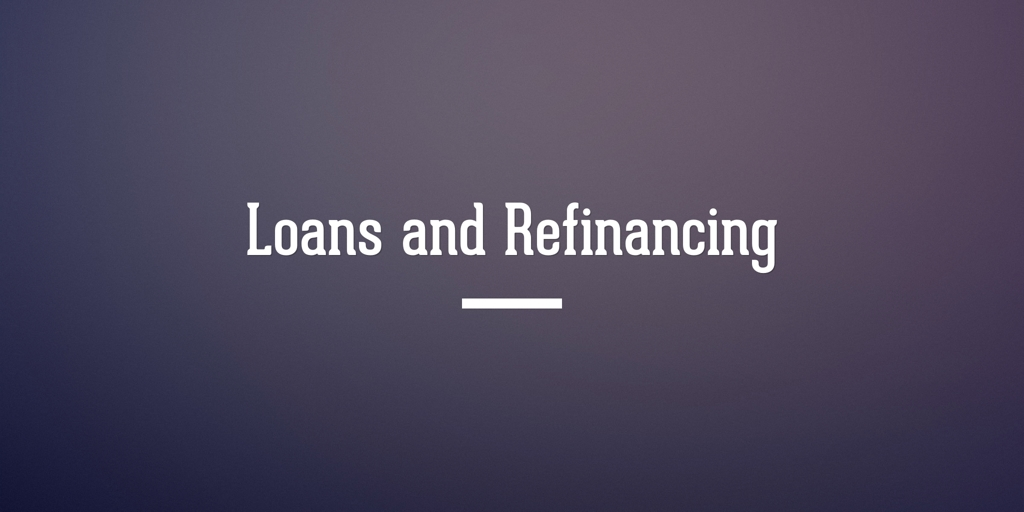 Loans and Refinancing ascot vale