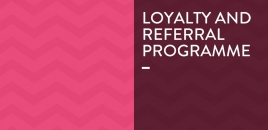 Loyalty and Referral Programme | Balloons Newport Newport