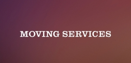 Moving Services braddon
