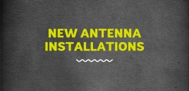 New Antenna Installations Cairns City