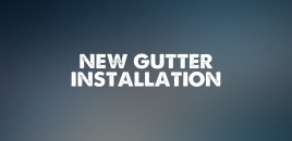 New Gutter Installation Karalee