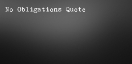 No Obligation Quote Hindmarsh