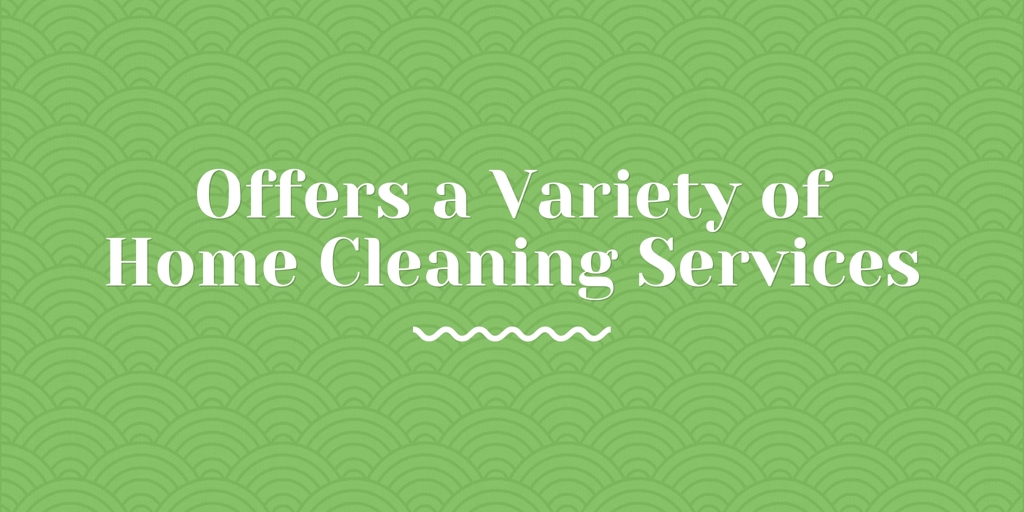 Offers a Variety of Home Cleaning Services Hurstville Grove