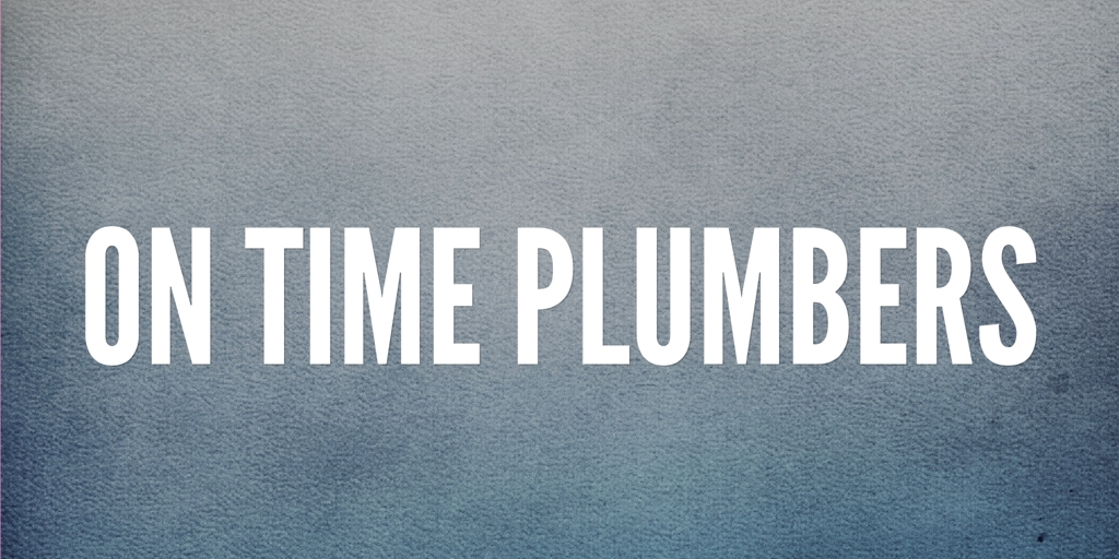 On Time Plumbers Minchinbury