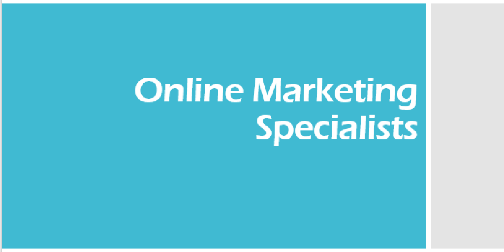 Online Marketing Specialists Sydney