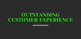 Outstanding Customer Experience brookfield