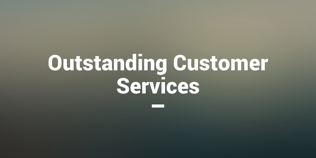 Outstanding Customer Service Jindalee