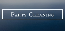 Party Cleaning | Colyton Home Cleaners Colyton