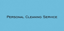 Personal Cleaning Service Llandilo