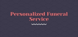 Personalised Funeral Service Smithfield
