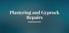 Plastering and Gyprock Experts hall